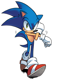 Sonic moves